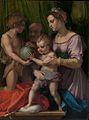 Andrea Del Sarto - La Sacra Famiglia con San Giovannino Battista (MET Museum of Art, NYC).jpg