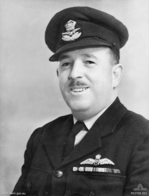 Andrew Cowper - Squadron Leader Andrew Cowper in the Second World War
