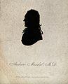 Andrew Marshal. Line engraved silhouette, 1814. Wellcome V0003870.jpg