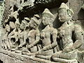 Angkor - Ta Prohm - 034 Lintel Figures (8581975888).jpg