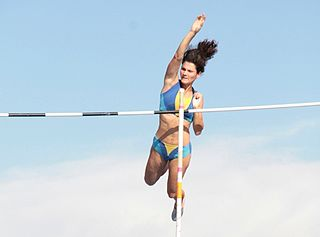 Anna Giordano Bruno Italian pole vaulter
