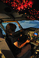 Anne Batey KC-135 Stratotanker flight simulator.jpg