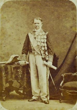António José de Ávila, 1st Duke of Ávila and Bolama - Image: António José Ávila, Duque de Ávila