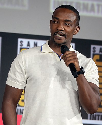 Anthony Mackie, American actor