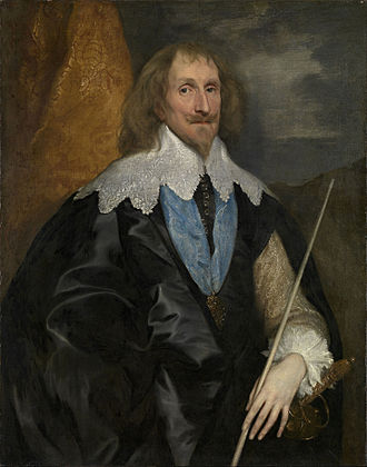 Philip Herbert, 4th Earl of Pembroke - Image: Anthony van Dyck Philip Herbert, 4th Earl of Pembroke Google Art Project