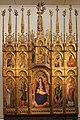 Antonio e bartolomeo vivarini, polittico da s. girolamo della certosa, 1450, 01.jpg