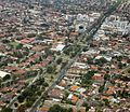 Anzac Parade through Kingsford and Maroubra from the air.jpg