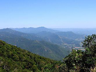 State park (Brazil) - Serra do Tabuleiro State Park