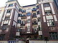 Apartment building (1910s). Listed ID 19587.- Hegedűs St., Budapest.JPG