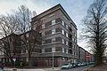 Apartment house Adalbert-Stifter-Strasse Am Langen Kampe List Hannover Germany.jpg