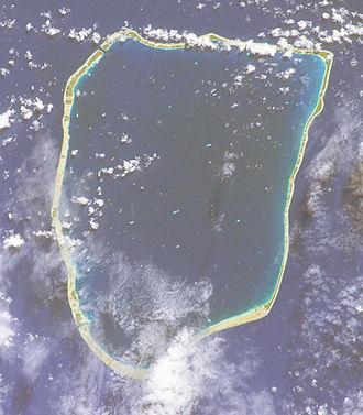 Apataki - NASA picture of Apataki Atoll