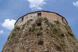 Apice, il castello.JPG
