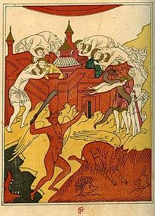 Gog and Magog - Wikipedia