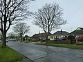 Approaching the Methodist Church in Bury Drive - geograph.org.uk - 2186075.jpg