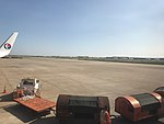 Apron of Shanghai Pudong International Airport 20170818-2.jpg