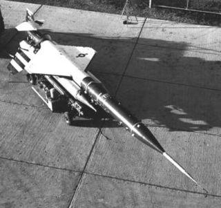 Lockheed AQM-60 Kingfisher