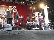 Aqua tour 2009