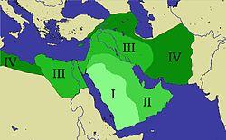 L'Islam en Asie, une donnée non négligeable dans Politique 250px-Arabische_Rijk