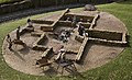 Archaeological dig, Bekonscot.JPG