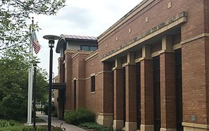 Archer Heights, Chicago - Image: Archer Heights Public Library