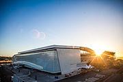 Arena Corinthians West Building