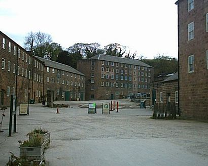 How to get to Cromford with public transport- About the place