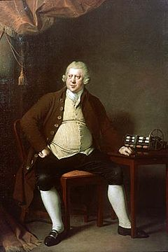 Joseph Wright, Richard Arkwright, 1790