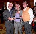 Arlene Harris, the 1st lady of wireless...and friend.jpg