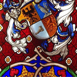 Gian Giacomo Poldi Pezzoli - Arms of the Poldi Pezzoli Family