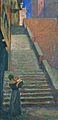 Around the Campidoglio by Fujishima Takeji (Osaka City Museum of Modern Art)1.jpg