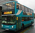 Arriva Kent & Surrey GN04UFJ, Chatham Bus Station, 15 January 2018 (cropped).jpg
