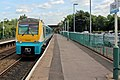 Arriva Trains Wales Class 175, 175003, Flint railway station (geograph 4031965).jpg