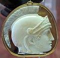 Arte ellenistica, alessandro I bala, sardonice, 150 ac. ca..JPG