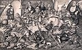 Arthur Szyk (1894-1951). The Nibelungen series, Valhalla (1942), New York (cropped).jpg