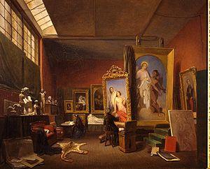 Arie Johannes Lamme - The Big Studio.