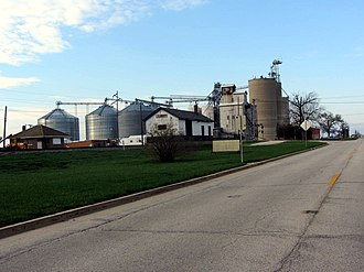 Ashkum, Illinois - Ashkum in 2012