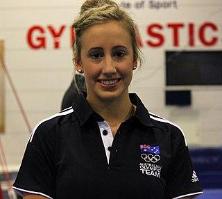 Ashleigh Brennan Australian artistic gymnast