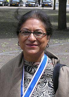 Asma Jahangir Pakistani human rights activist and lawyer