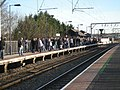 Aston Station, Going home after the match - geograph.org.uk - 688745.jpg