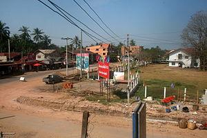 Attapeu - Image: Attapeu town
