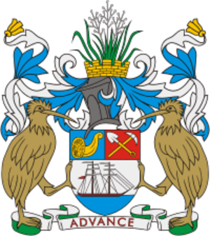 Mayor of Auckland - Image: Auckland COA