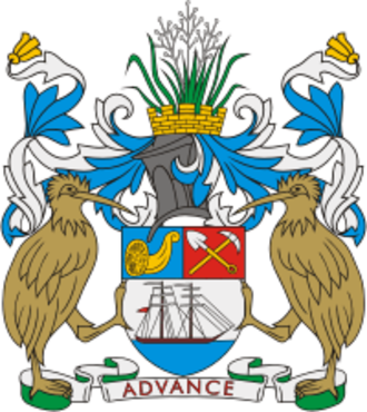 Mayor of Auckland - Image: Auckland COA