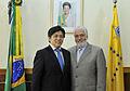 Audiência com o embaixador da China no Brasil, Li Jinzhang. (16437375675).jpg