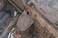 Ausgrabungen Slawischer Burgwall im Schweriner Schloss (DerHexer) 2014-11-15 61.jpg