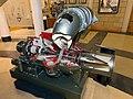 Austin gasturbine engine (cutaway) Heritage Motor Centre, Gaydon.jpg