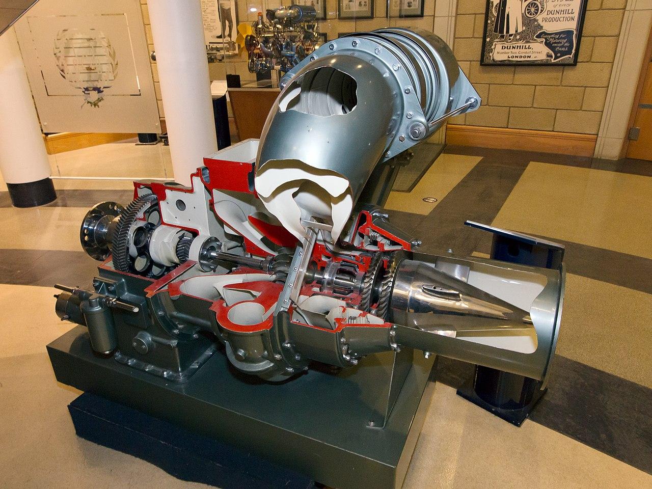 File Austin Gasturbine Engine Cutaway Heritage Motor