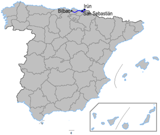 toll road in Spain