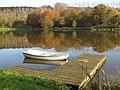 Autumn morning, Hartleton Water - geograph.org.uk - 1586780.jpg