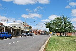 Avoca, Victoria Town in Victoria, Australia