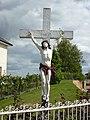 Avroult (Pas-de-Calais) croix de chemin, D 2.JPG